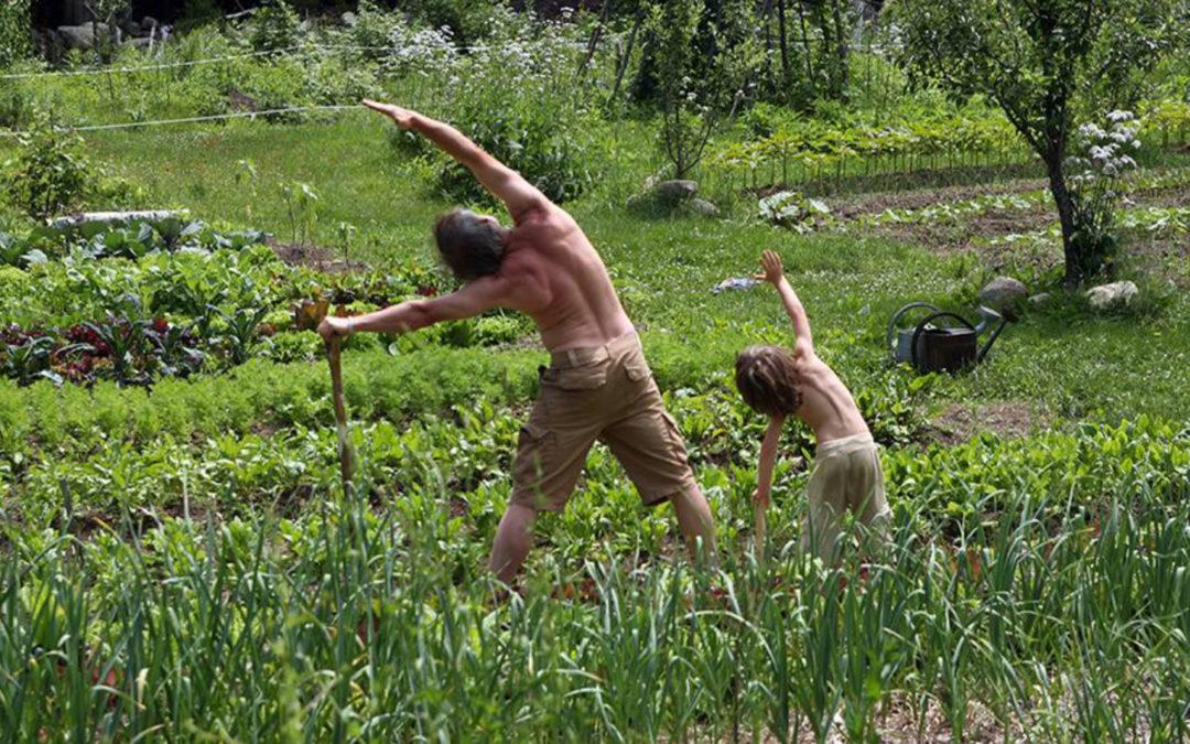 Yoga for Gardeners 2017