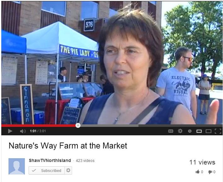 Catherine Reid Buys Local