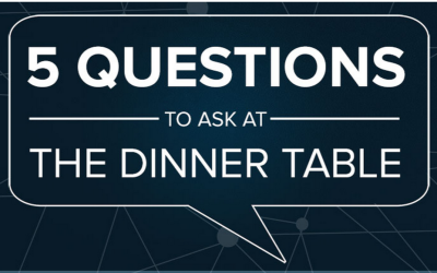 5 Questions To Ask Around The Dinner Table