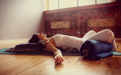 Restorative Yoga at the House of Now