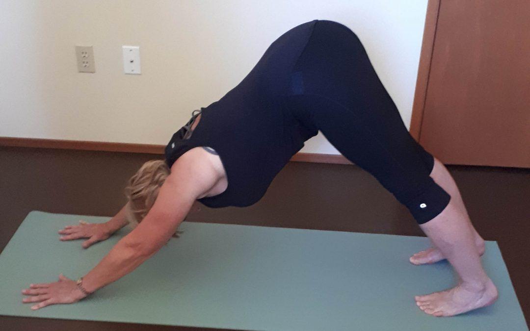 Autumn Yoga for You